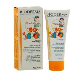 Bioderma Photoderm kid spf 50+ lait solaire enfants 100ml