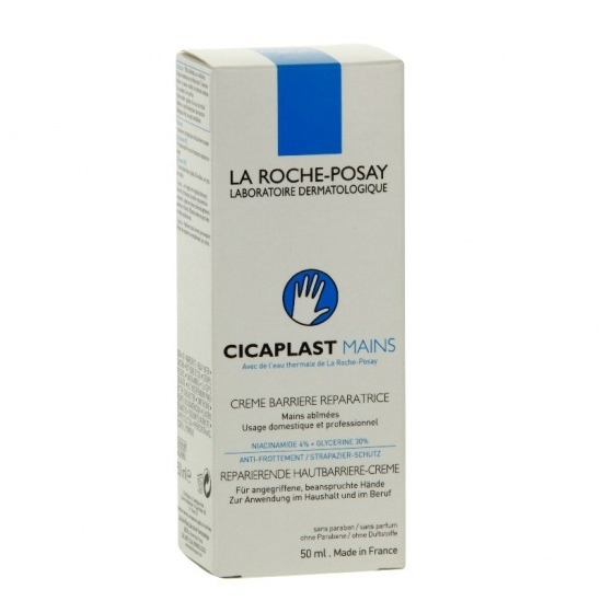La Roche Posay cicaplast crème mains 50 ml
