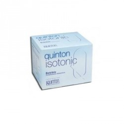 Quinton isotonic buvable 30 ampoules de 10ml