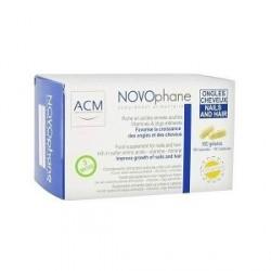 ACM Novophane ongles et cheveux 180 gélules