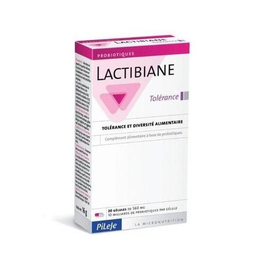 Pilèje Lactibiane Tolérance 30 gélules
