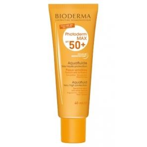 Bioderma Photoderm Max Aqua Fluide SPF50+ Non Teinté 40 ml