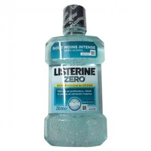 Listerine zero bain de bouche 250ml