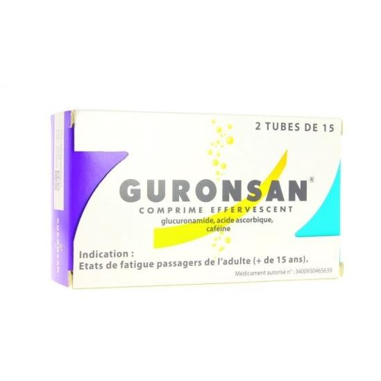 Guronsan 30 comprimés