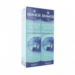 Humer solution nasale isotonique 2 x 150 ml