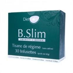 Bslim tisane de régime 30 infusettes