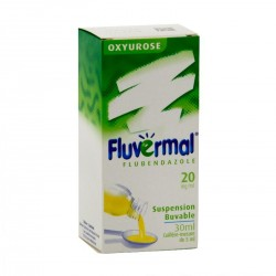 Fluvermal Suspension Buvable flacon 30ml