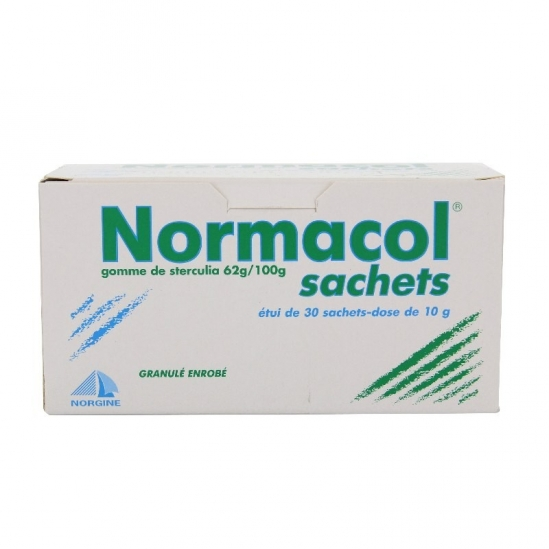 Normacol 30 sachets-doses de 10 g constipation