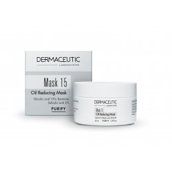 Dermaceutic Mask 15 Régulateur de Sébum 50ml