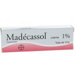Madecassol 1 pour cent crème 10g