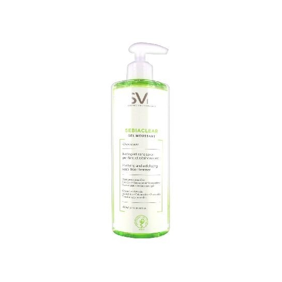 SVR Sebiaclear Gel Moussant 400 ml