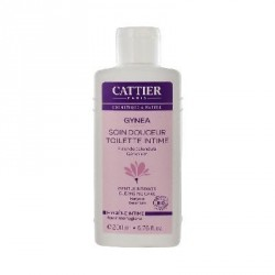 Cattier Gynea Soin Douceur Toilette Intime 200 ml