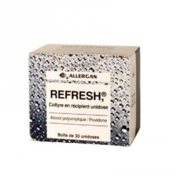 Refresh Collyre 30 unidoses
