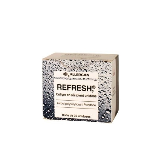 Refresh Collyre 30 unidoses