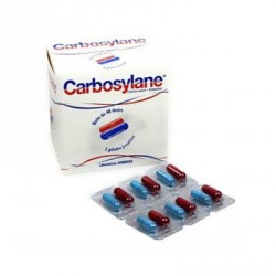 Carbosylane adultes 48 doses
