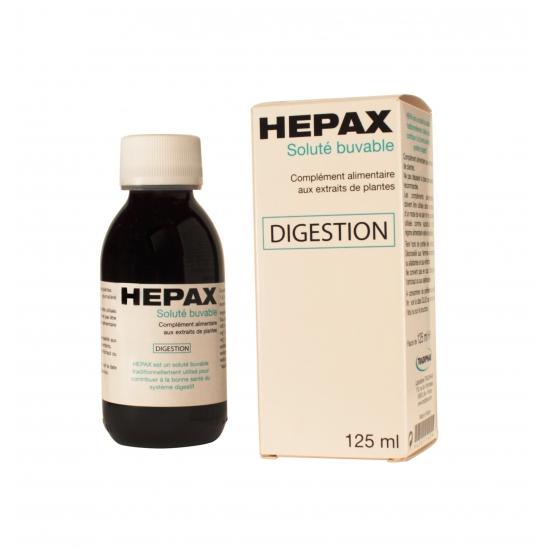 Hepax Digestion 125ml