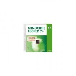 Minoxidil Cooper 5% 3 flacons de 180ml