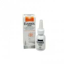 Euvanol Benzalkonium spray 15 ml