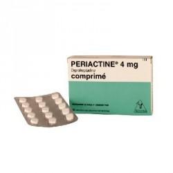 Periactine 4mg 30 comprimés