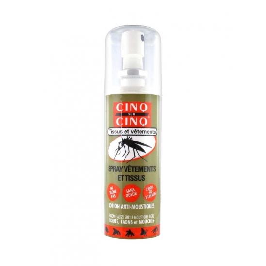 CINQ/CINQ SOL VÊTEMENTS SPR 100ML