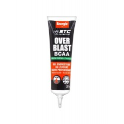 STC OVER BLAST BCAA GEL 1DOSE/25G MENTHE