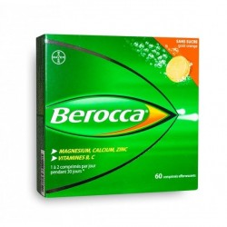 BEROCCA S/SUC CPR EFFV B/60