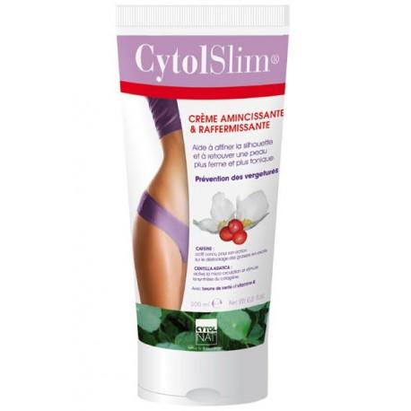 Cytolnat CytolSlim crème amincissante et raffermissante 200ML