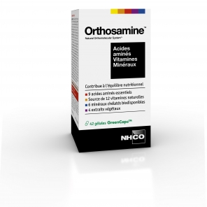 Nhco Orthosamine Equilibre Nutritionnel 42 gélules