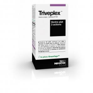Nhco Triveplex Ventre Plat 84 gélules