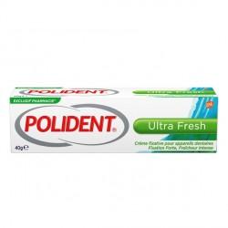 Polident Fixatif Ultra Fresh 40 Grammes