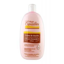 Roge Cavailles Crème Douche Amande et Rose 500ml