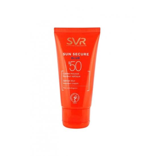 SVR Sun Secure SPF50+ Blur Crème Mousse 50ml