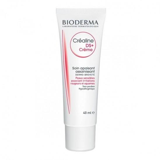 Bioderma Créaline DS+ Crème Apaisante Assainissante 40 ml
