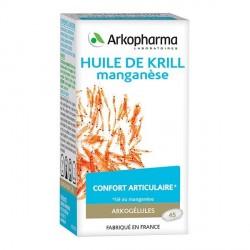 Arkgélules Huile de Krill Boîte de 45 Gélules