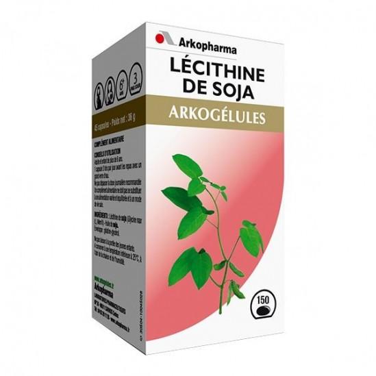 Arkogélules Lécithine de Soja 150 Capsules