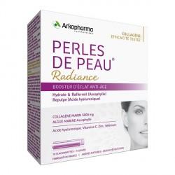 Arkopharma Perles de Peau Radiance 10 flaconnettes de 25ml