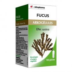 Arkogelules fucus satiété 150 gélules