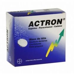 Actron 20 comprimés effervescents