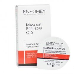 Eeneomey masque peel Off C10 boite de 10X5ml