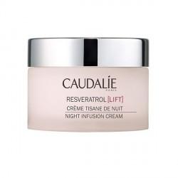 Caudalie esveratrol lift crème tisane de nuit 50ml