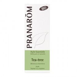 Pranarom huile essentielle bio tea-tree 10ml