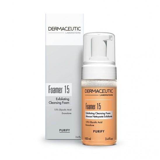 Dermaceutic Foamer 5 Mousse Nettoyante 100ml