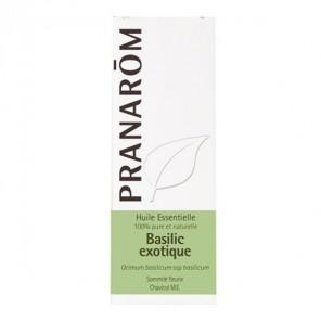 Pranarôm huile essentielle basilic exotique 10ml