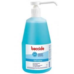 BACCIDE GEL MAIN DESINF /1 LITRE FL PPE N