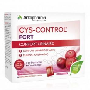 Arkopharma cys control fort 14 sachets