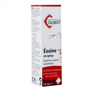 GILBERT EOSINE SPRAY 15 ML