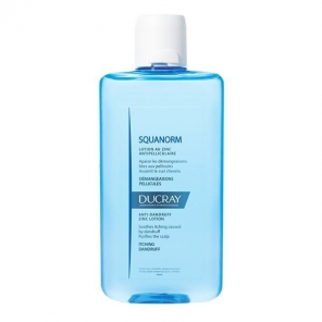 Ducray squanorm zinc lotion capillaire antipelliculaire 200ml