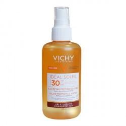 Vichy solaire eau de protection hâle sublimé SPF30 200ml