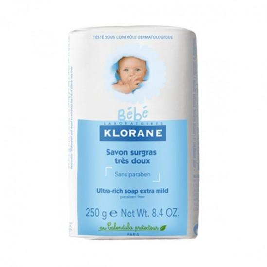 Klorane savon surgras 250g