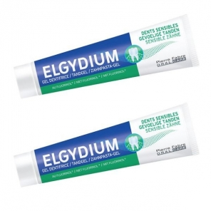 Elydium dents sensibles lot de 2